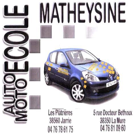 Auto Ecole Matheysine La Mure et Jarrie