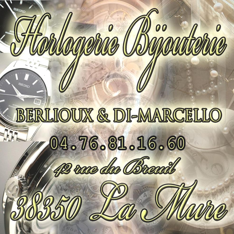 Horlogerie bijouterie - Berlioux & Di-Marcello