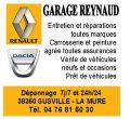 Garage Reynaud à La Mure