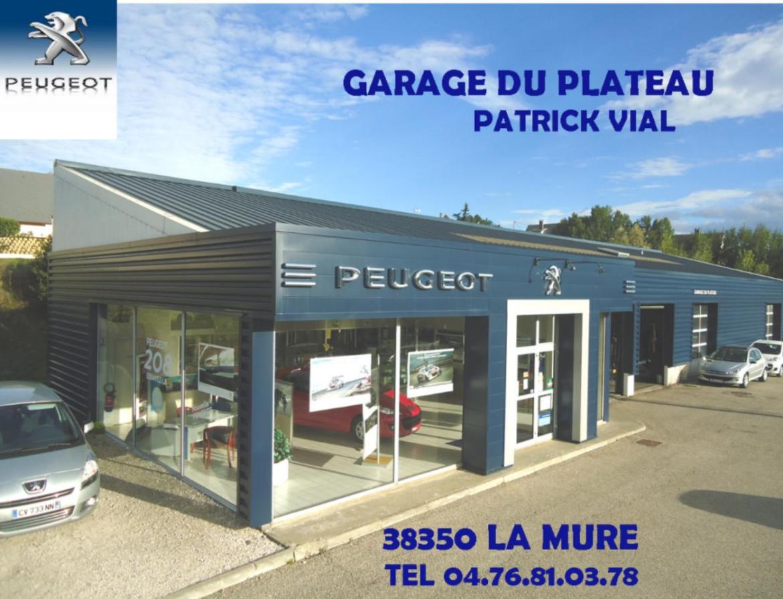 Garage du Plateau Patrick Vial à La Mure
