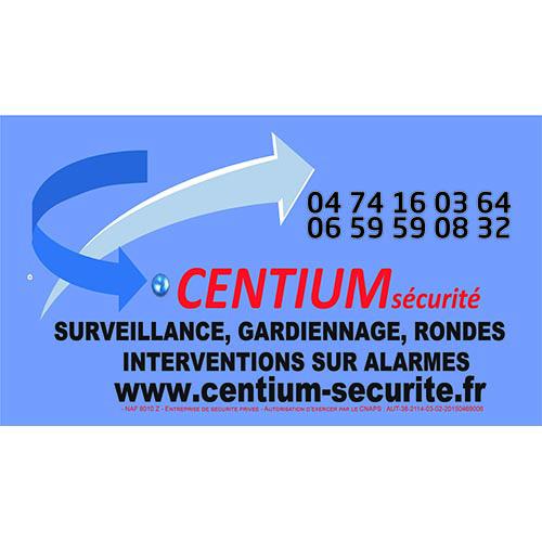 Centium Sécurité à Sonnay