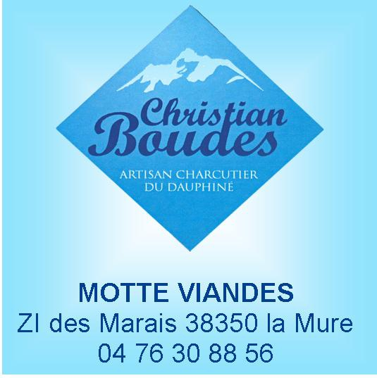 Christian Boudes - Artisan charcutier du Dauphiné