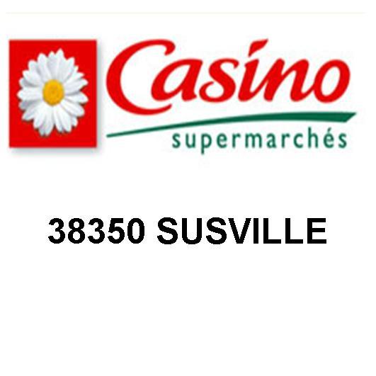 Casino supermarchs à Susville