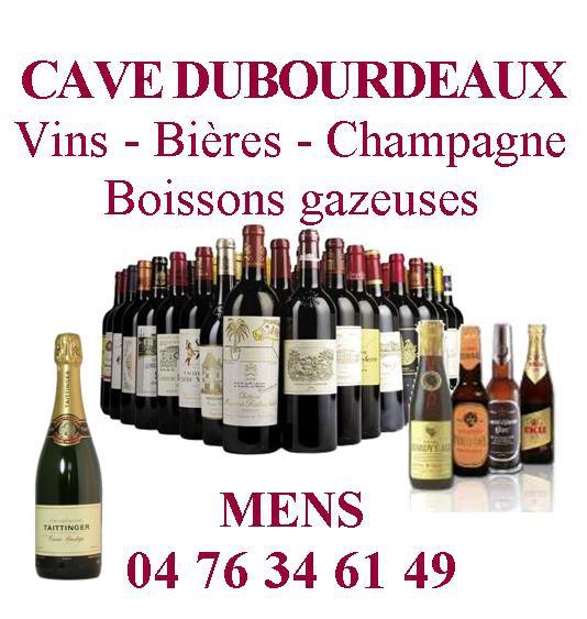Cave Dubourdeaux à Mens