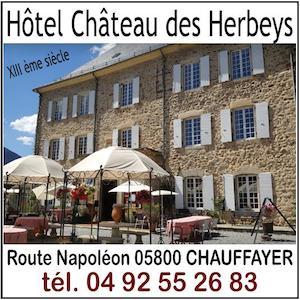 Hôtel Château des Herbeys