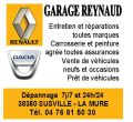 Garage Reynaud à La Mure