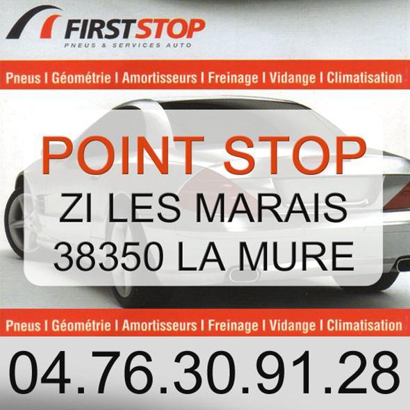 Garage Point Stop à La Mure