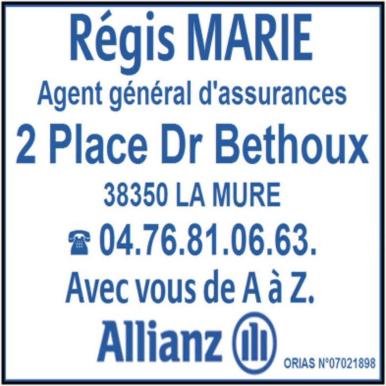 Assurance Allianz - Régis Marie à La Mure