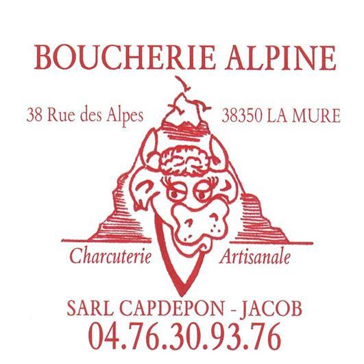 Boucherie Alpine à La Mure