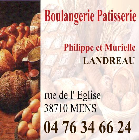Boulangerie patisserie Landreau