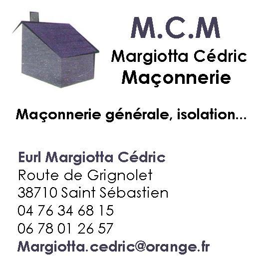 M.C.M Margiotta Cédric maçonnerie