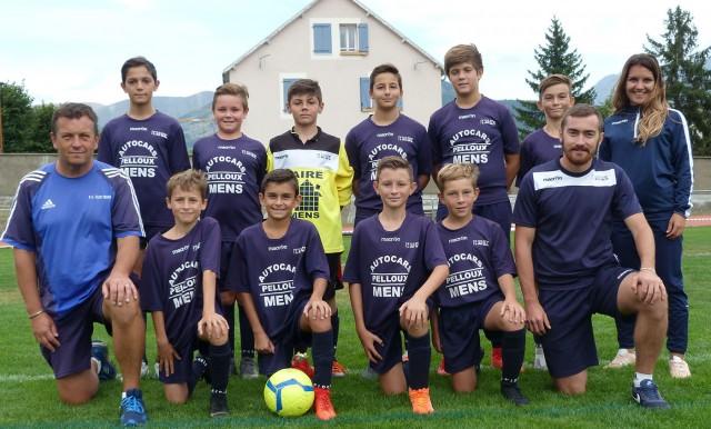 Equipe A U13 FCSI