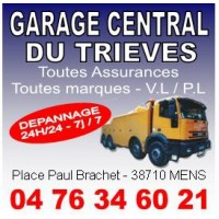 Garage central du Trièves à Mens