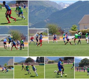 Matchs triangulaires U15...