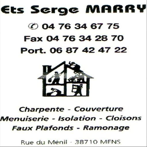 Ets Serge MARRY à Mens